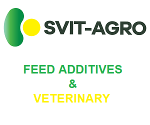 Trade House Svit-Agro: feed additives